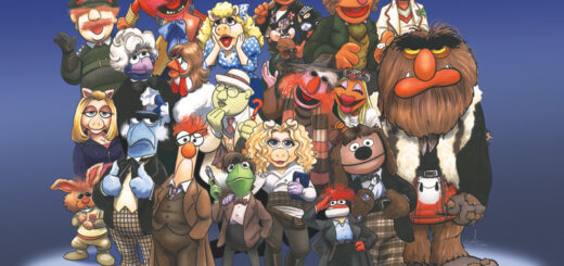 Muppet Doctor Who