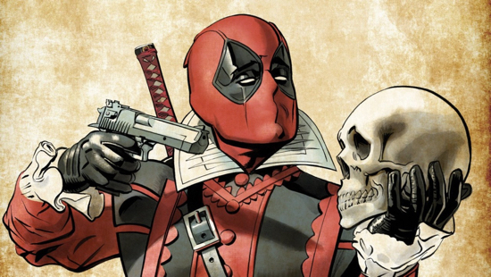 "How I came up with the idea behind ""Once Upon A Deadpool."" No, really."
