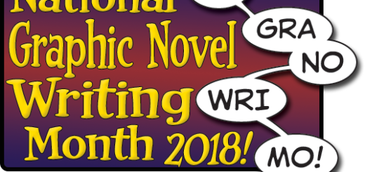 National Graphic Novel Writing Month 2018