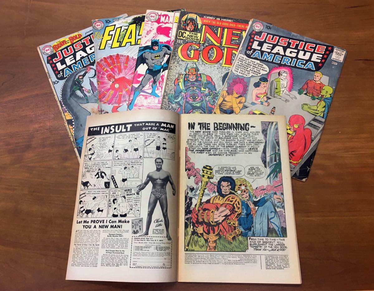 USC Gets Collection of 180,000 Comics With First Avengers, Justice League, X-Men