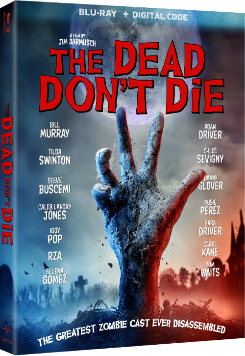 The Dead Don't Die comedy shambles home in Sept.