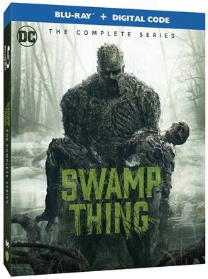 REVIEW: Swamp Thing: The Complete Series