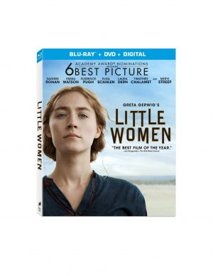 Little Women Make a Home on Disc in April