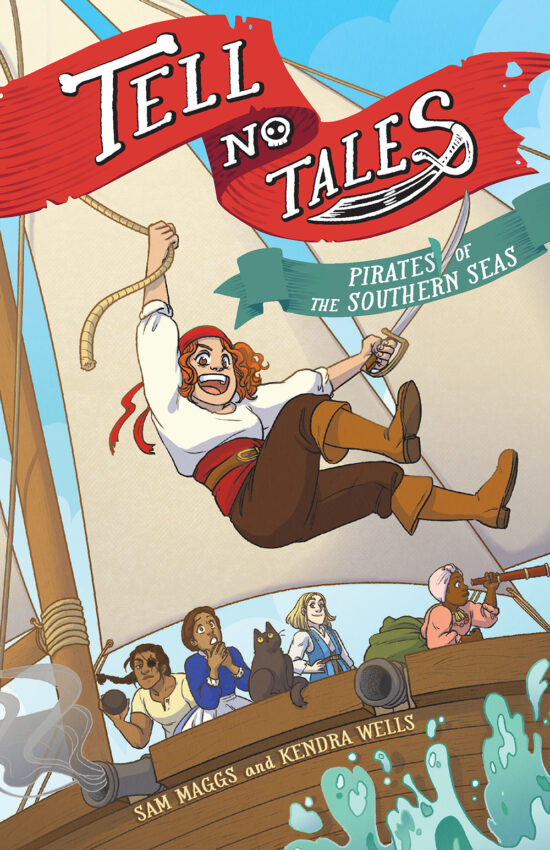 REVIEW: Tell No Tales: Pirates of the Southern Seas