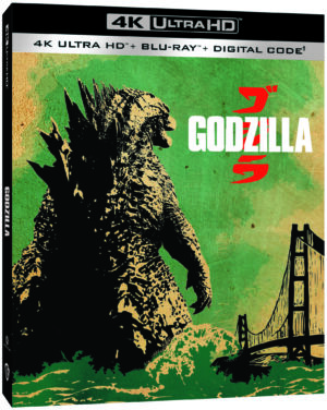 Behold Godzilla in 4K Next Month