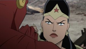 Stana Katic discusses Wonder Woman in Justice Society: World War II