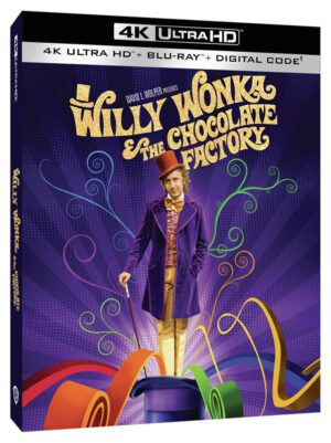 Willy Wonka Whips up 4K Debut in June