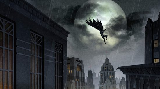 Gotham City Takes the Spotlight in New Long Halloween Images