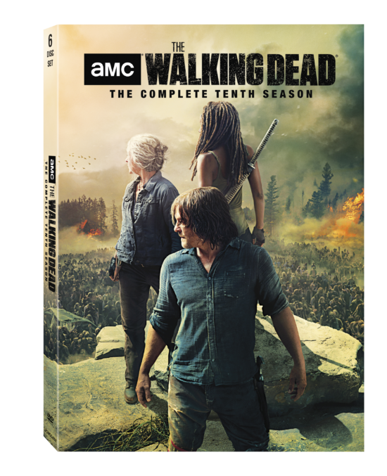 The Walking Dead Season 10 arrives on Blu-ray and DVD 7/20