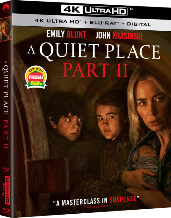 A Quiet Place Part II Streams Tomorrow, on Disc July 27