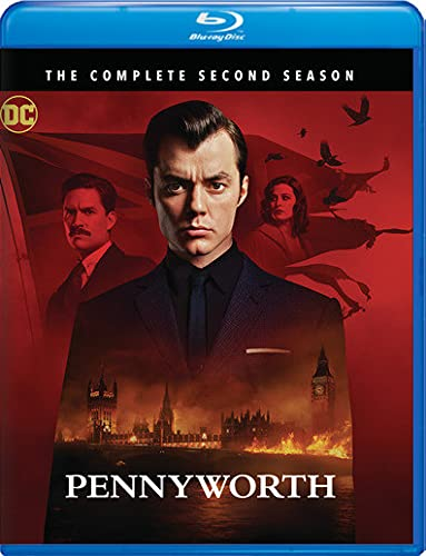 REVIEW: Pennyworth: The Complete Second Season