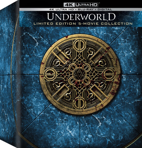 All 5 Underworld Films come to 4K in a Box Set