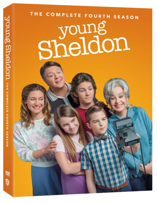 Young Sheldon: The Complete Fourth Season Comes to Disc in Sept.