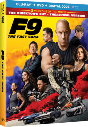 REVIEW: F9: The Fast Saga