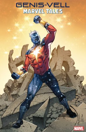 Peter David's Genis-Vell Collected in  Marvel Tales #1