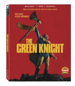 REVIEW: Sir Gawain and the Green Knight