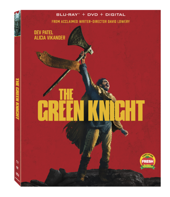 The Green Knight Comes to Disc in October