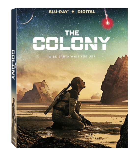 Lionsgate Invites you to The Colony in October