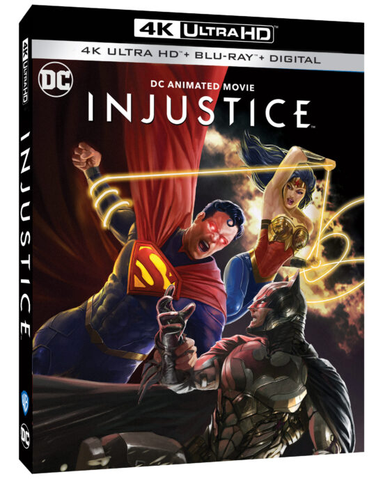 Injustice Game gets DC Animation Adaptation