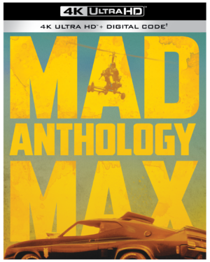 George Miller's Mad Max Films Come to 4K
