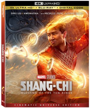 Shang-Chi and The Legend of The Ten Rings hits Digital Nov. 12, 4K Ultra HD, Blu-ray and DVD on Nov. 30